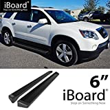 running board gmc acadia - eBoard Running Boards Black 6