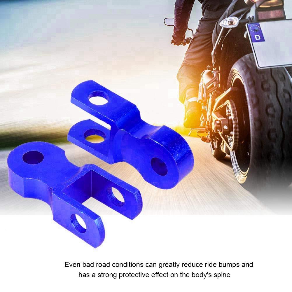 avec des vis Dispositif de Rehaussement dAmortisseur Universel de Moto de Protection Duokon Accessoire Amortisseurs de Moto