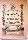 img - for Harpers New Monthly Magazine, March, 1889 book / textbook / text book