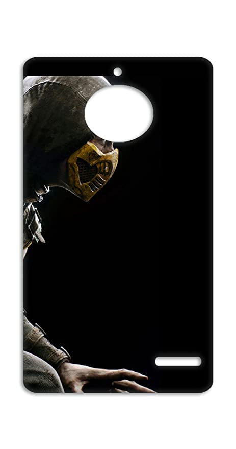 Happoz Mortal Combat X Motorola Moto E4 Pouch Hard: Amazon