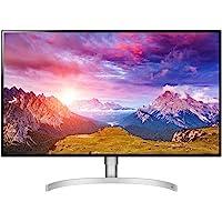 """LG 32BL95U-W 32"""" LED LCD Monitor - 16: 9-3840 X 2160-450 Nit - 4K UHD - Speakers - HDMI - DisplayPort - USB, Black"""