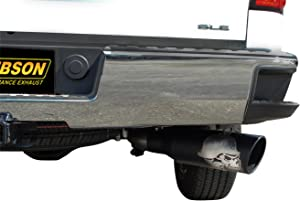 Gibson Performance Exhaust 60-0029 Stainless Metal Mulisha Cat-Back Performance Exhaust System