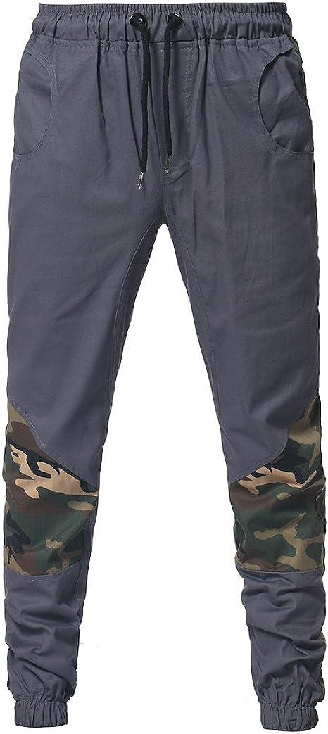 BBsmile Moda Pantalones Hombre Trabajo Elasticos Pantalones Hombre ...