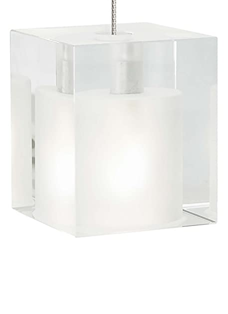 Tech Lighting 700MPCUBFS Cube - One Light MonoPoint Low Voltage Pendant Choose Finish SN  sc 1 st  Amazon.com & Tech Lighting 700MPCUBFS Cube - One Light MonoPoint Low Voltage ... azcodes.com