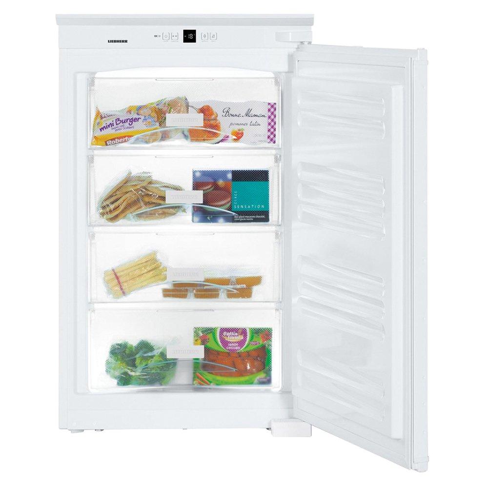Liebherr IGS 1624 Incasso Verticale 100L A++ Bianco congelatore IGS1624