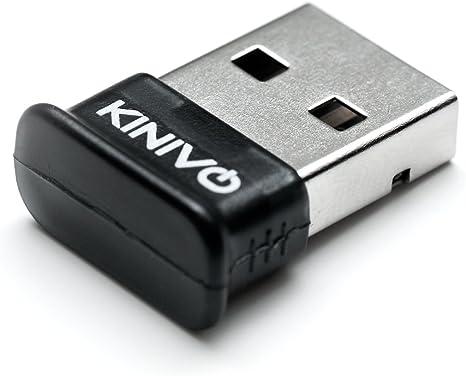 Works With Windows 10 Kinivo BTD-400 Bluetooth 4.0 Low Energy USB Adapter //