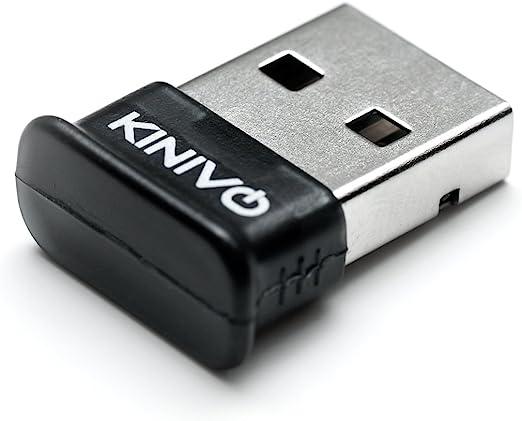 Kinivo USB Bluetooth Adapter for PC BTD-400