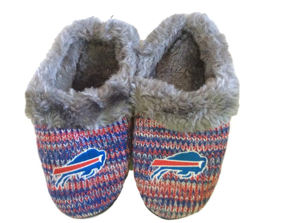 FC Buffalo Bills Womens Peak Slide Slippers (Large)