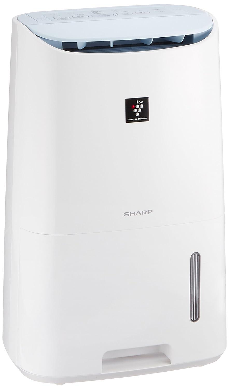 シャープ プラズマクラスター除湿機 コンプレッサー方式 衣類乾燥消臭 除湿量~7.1L/~18畳 ホワイト CV-F71-W B01CSCBYOI