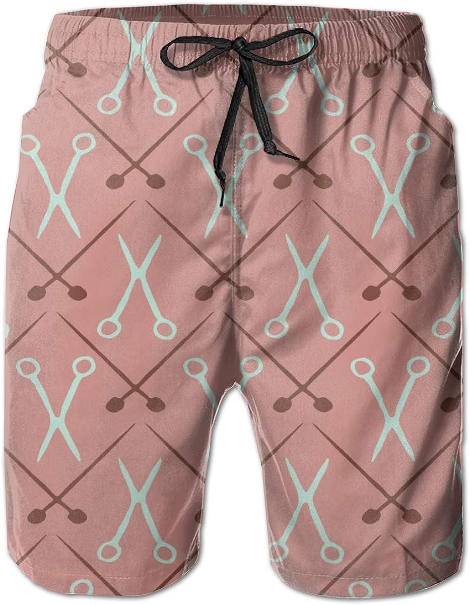 OSBLI Mens Underwear Christmas Santa Claus Ho Mens Boxer Brief Breathable Comfortable