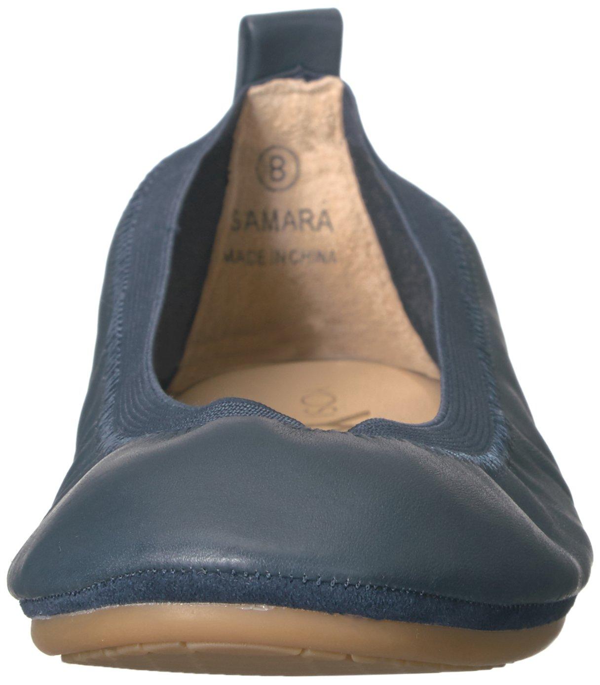 Yosi Samra B(M) Women's Samara 2.0 Ballet Flat B01MDM7VZX 6 B(M) Samra US|Deep Navy 425 bc8b38