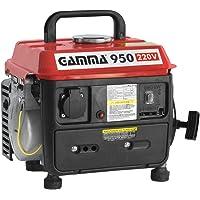 Gerador monofásico a gasolina 950, Gamma Ferramentas, GE3441BR2