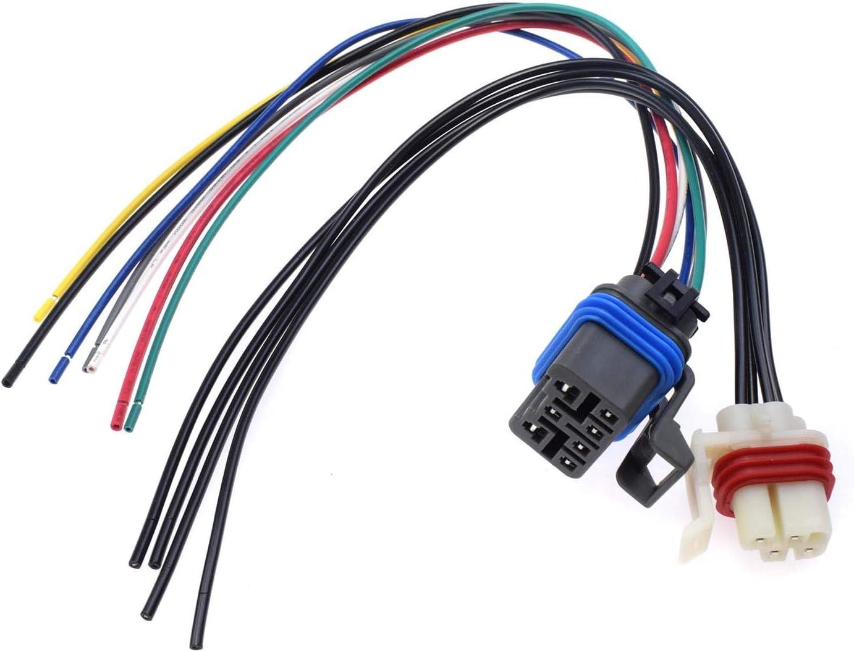 Amazon.com: Neutral Switch, Rejog4 Auto Wire Harness Repair Kit Neutral  Position Switch 2PCS: AutomotiveAmazon.com