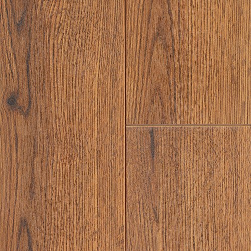 Mannington Laminate Flooring (Mannington 26302 (S) Revolutions Collection Ontario Oak Laminate Flooring, 8mm, Gunstock)