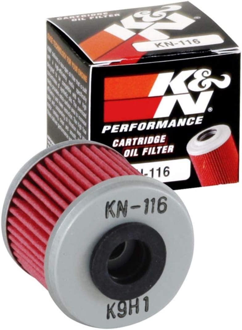 K/&N Kn-116 Filtro Dellolio Moto