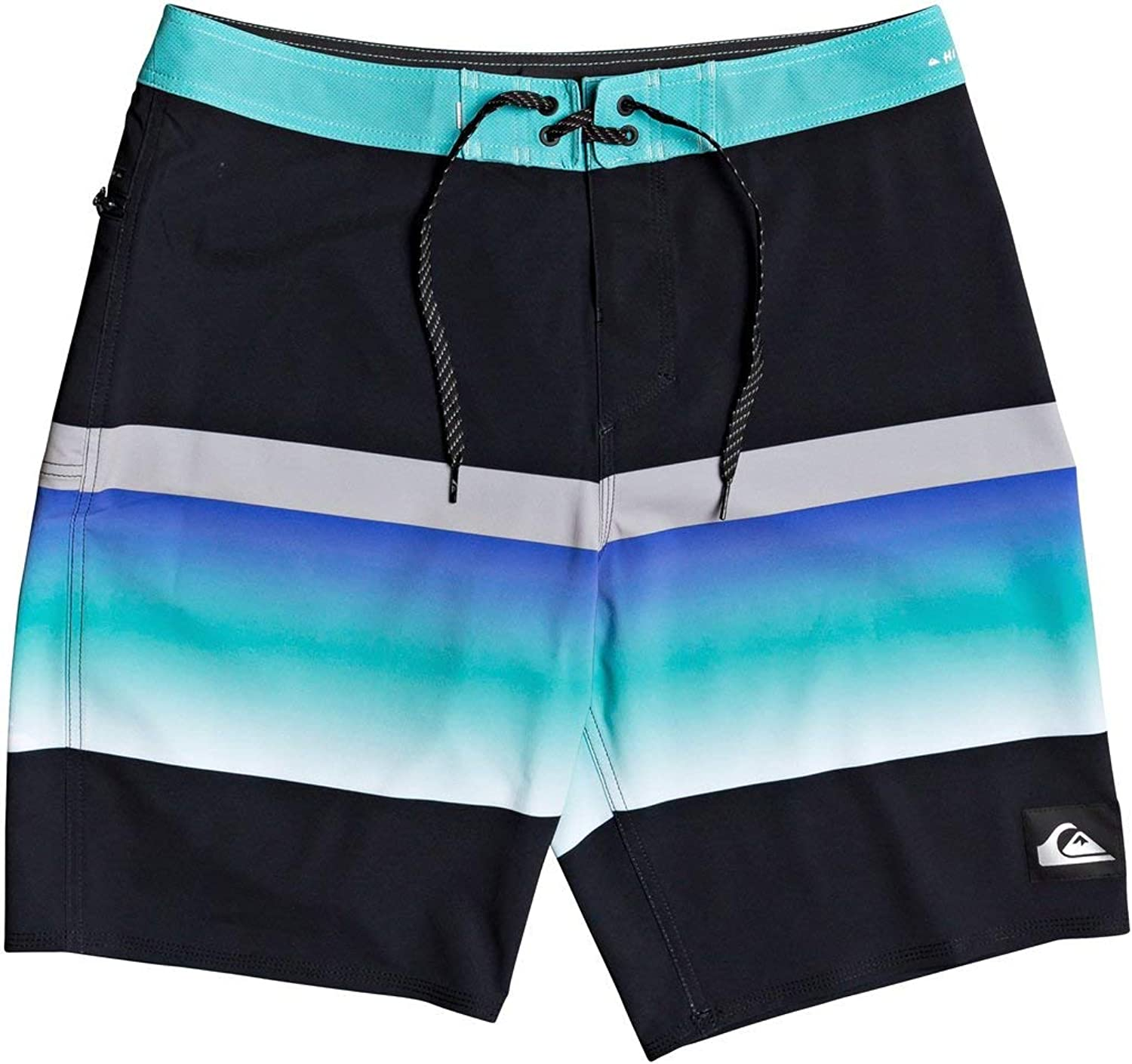 Quiksilver Mens Slab 20 Inch Length Stretch Boardshort Swim Short