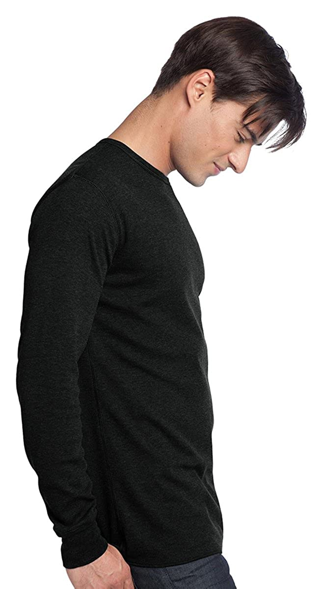 Color Long Sleeve Thermal Black