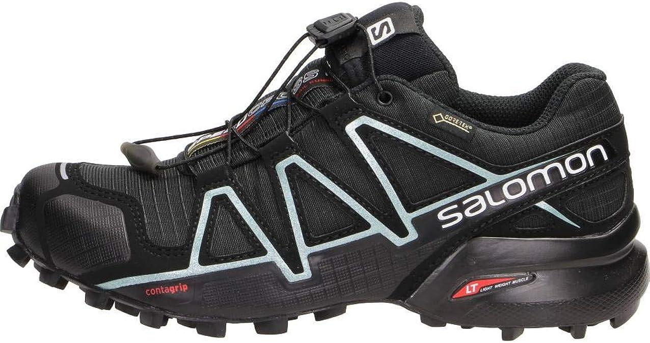 SALOMON Speedcross 4 GTX W, Zapatillas de Trail Running para Mujer ...