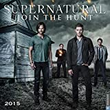 Supernatural 2015 Wall Calendar: The Television Series