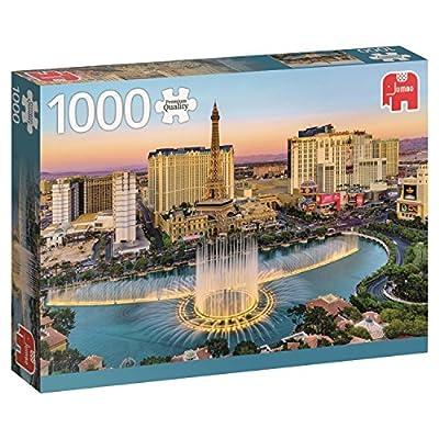 Jumbo 618360 Puzzle Las Vegas Stati Uniti