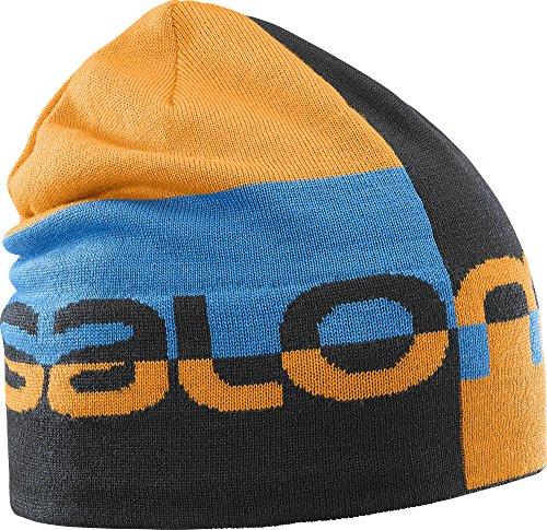 Salomon Graphic Beanie, Black, One Size -