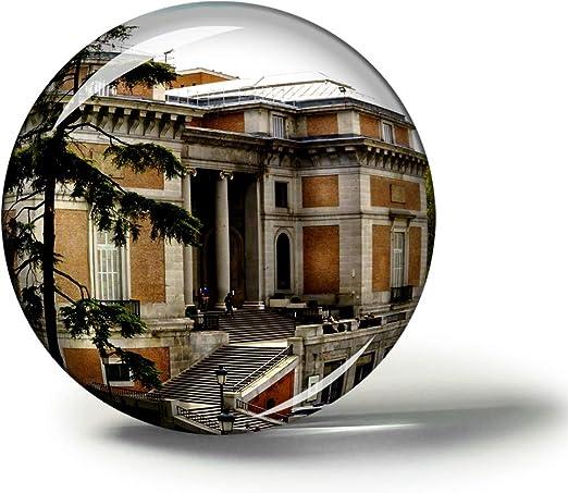 Hqiyaols Souvenir España Museo Nacional del Prado Madrid Imanes ...