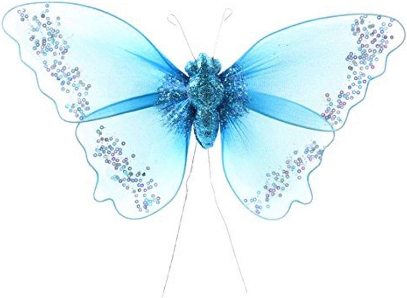 Shinoda Design Center 0165500231 2 Piece Unique Butterfly Decor Set, 10
