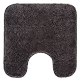 DIFFERNZ 31.102.36Altera Toilet Rug, Charcoal