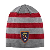 adidas Real Salt Lake Beanie Authentic Textured Knit Cap