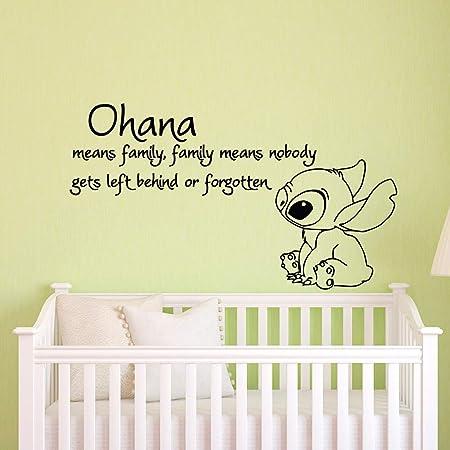 wangpdp Ohana Significa Familia Significa Que Nadie se quede atrás ...