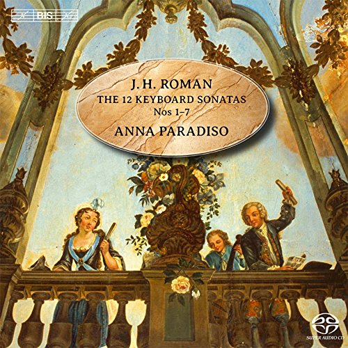 - Roman: The 12 Keyboard Sonatas, Nos. 1-7
