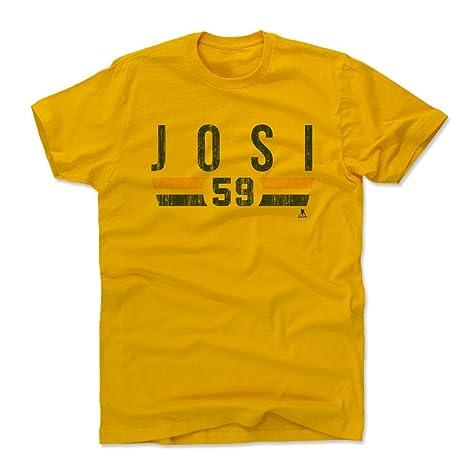 ecaf4ff1e Amazon.com   500 LEVEL Roman Josi Shirt - Nashville Hockey Men s ...