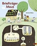 Briefträger Maus: Vierfarbiges Bilderbuch