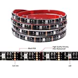 Led Strip Lights Battery Powered,abtong RGB Led