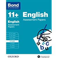 Bond 11+: English: Assessment Papers: 8-9 years