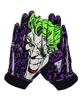 f725b52db Under Armour Boys  Alter Ego Joker F4 Football Gloves Large Silver ...