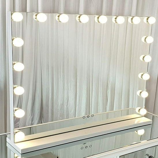 HOMPEN Makeup Vanity Mirror