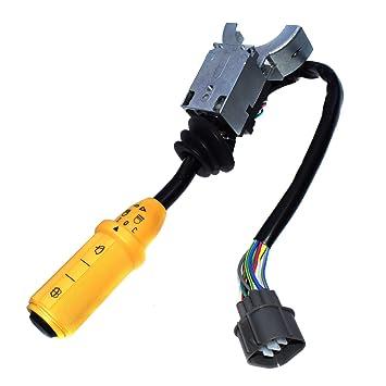eGang Auto Nuevo limpiaparabrisas Luces Interruptor Columna Stalk ...