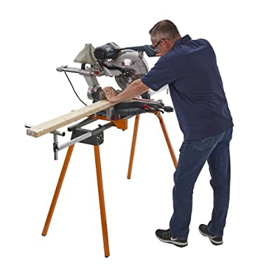 using the best miter saw stand