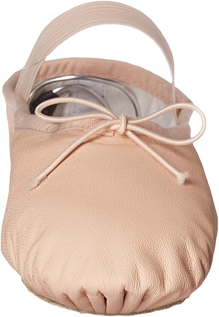 Bloch Dance Womens Dansoft Full Sole Leather Ballet Slipper//Shoe