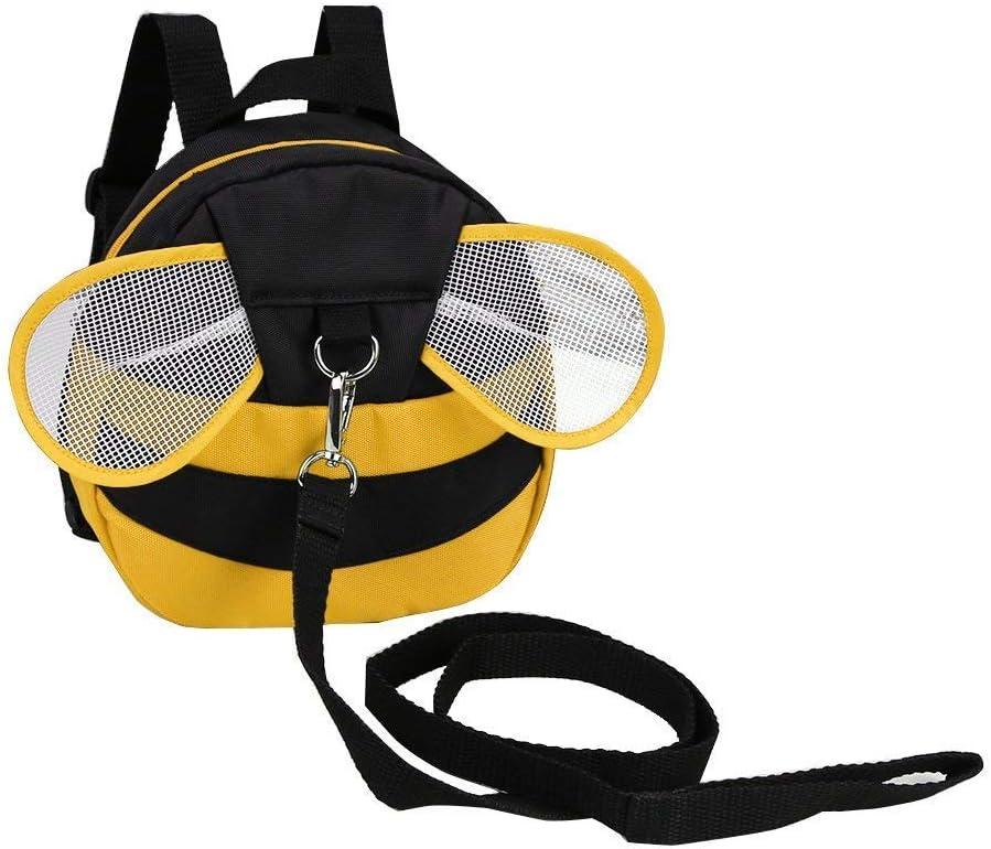 Harnais Et R/ênes De Marche Assistant De Marche R/églable pour Enfants Harnais De S/écurit/é pour Tout-Petits abeille