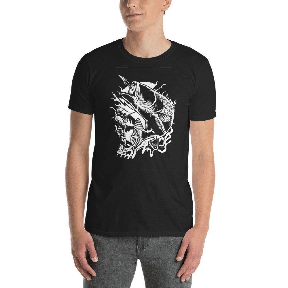 Short-Sleeve Unisex T-Shirt DR-MASTERMIND Fisherman
