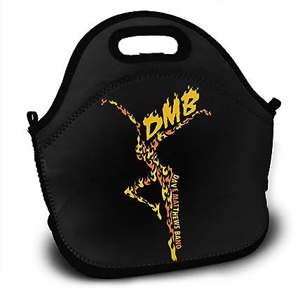 1a02b8914475 Amazon.com - Sunmoonet Lunch Bag Dave Matthews Band Bento Lunch Bag ...