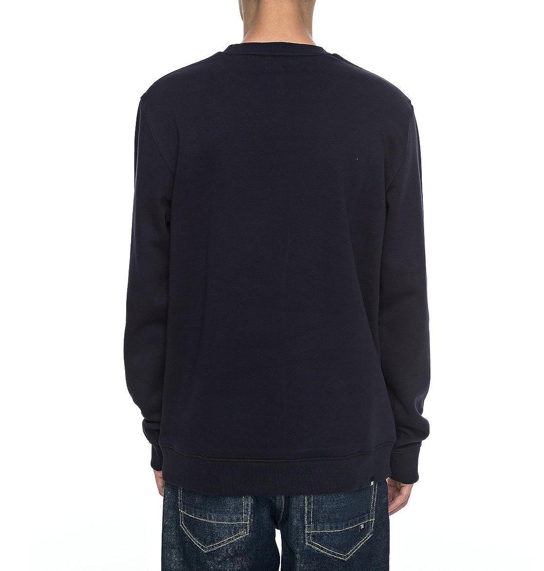 DC Mens Squareside Crew Sweatshirt