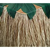 Raffia Table Skirting Party Table Decoration