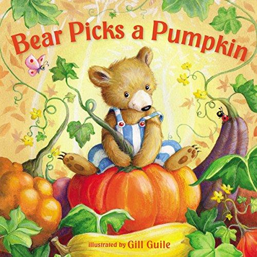 Bear Picks a Pumpkin ()