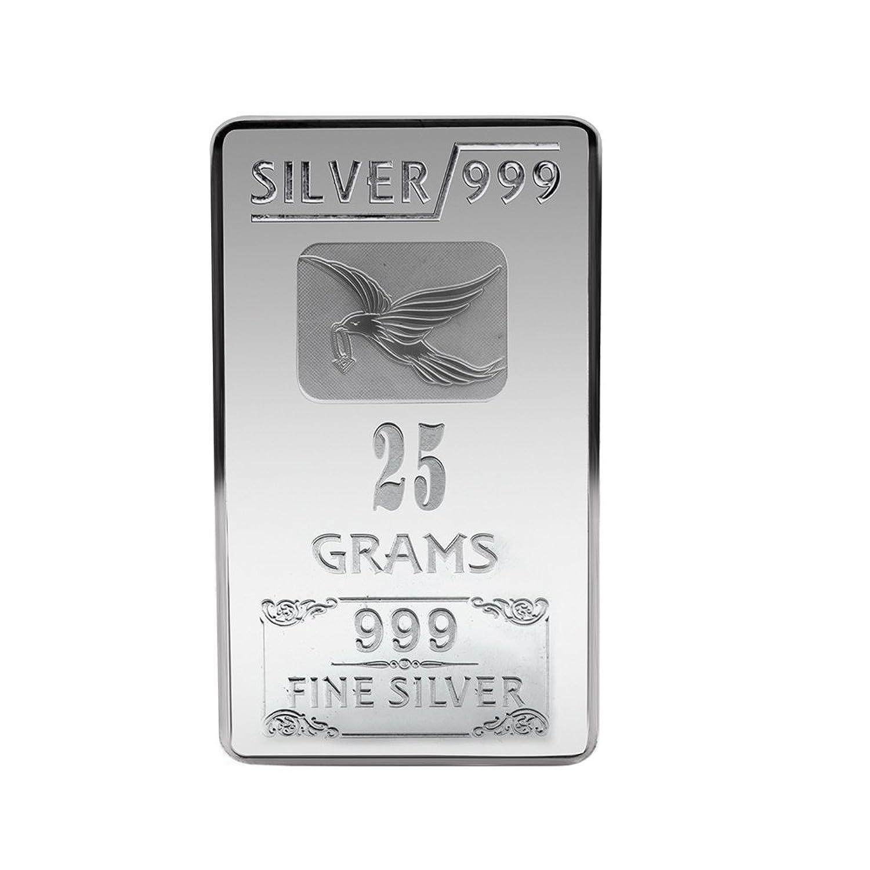 Joyalukkas 25 grams 999 Silver Bar
