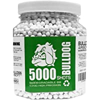 Bulldog Airsoft BBS Biodegradable [6mm White] Triple Polished [Pro Team Grade]
