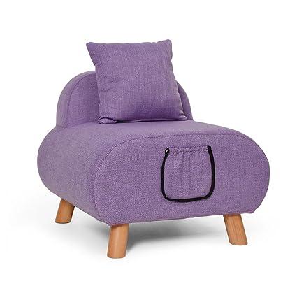 Brilliant Amazon Com Single Mini Leisure Sofa Chair Cute Childrens Andrewgaddart Wooden Chair Designs For Living Room Andrewgaddartcom