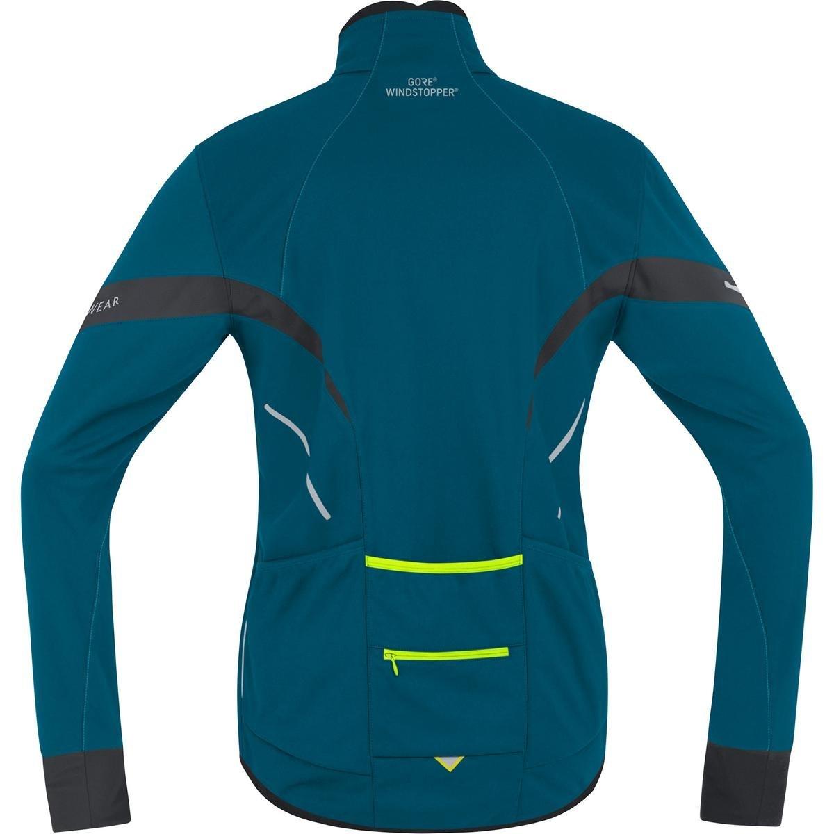 Gore Bike Wear Jacke Power 2.0 Soft Shell - Chaqueta de Ciclismo para Hombre